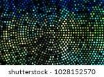 dark blue  yellow vector red... | Shutterstock .eps vector #1028152570