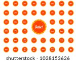 huge collection of isolated...   Shutterstock .eps vector #1028153626