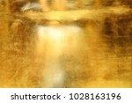 golden texture background | Shutterstock . vector #1028163196