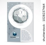 new technology theme booklet... | Shutterstock .eps vector #1028237464