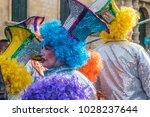 valletta  malta  europe. 02 11... | Shutterstock . vector #1028237644