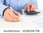 financial practitioners image | Shutterstock . vector #1028246758