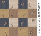 seamless damask pattern....   Shutterstock .eps vector #1028280220