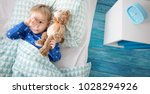 three years old child crying in ... | Shutterstock . vector #1028294926