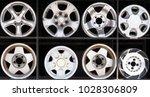 Alloy Wheels. Old Alloy Wheels...
