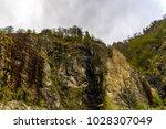 rocks in romania | Shutterstock . vector #1028307049