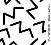 80s 90s seamless pattern ... | Shutterstock .eps vector #1028312434