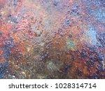 iron rust  steel rust  steel... | Shutterstock . vector #1028314714