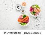 fresh seafood recipe. shrimp...   Shutterstock . vector #1028320018