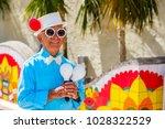 miami  florida   february 12 ...   Shutterstock . vector #1028322529
