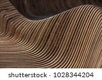 brown red real walnut wooden... | Shutterstock . vector #1028344204