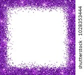 purple glitter background ... | Shutterstock .eps vector #1028353444