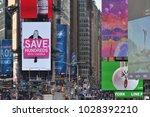 new york city   aug. 24 ... | Shutterstock . vector #1028392210
