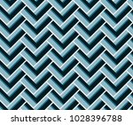 geometric vector pattern in... | Shutterstock .eps vector #1028396788