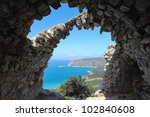 View From The Ruined Castle Of...