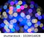 abstract blurry bokeh... | Shutterstock . vector #1028416828