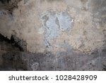 old wall with cracks background | Shutterstock . vector #1028428909