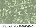 green wet abstract paint leaks... | Shutterstock . vector #1028434966