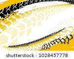 vector automotive banner... | Shutterstock .eps vector #1028457778
