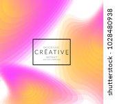 minimal cover banner template.... | Shutterstock .eps vector #1028480938