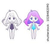 cute vector illustration....   Shutterstock .eps vector #1028482090