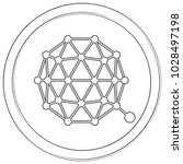 qtum   cryptocurrency coin.... | Shutterstock .eps vector #1028497198