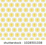 colorful seamless pattern for... | Shutterstock . vector #1028501338