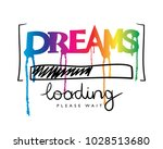 Dreams Loading Vector...