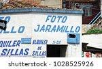 cali  colombia   november 11... | Shutterstock . vector #1028525926