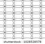 seamless geometric ornamental... | Shutterstock .eps vector #1028528578