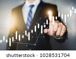 businessman analytics a... | Shutterstock . vector #1028531704
