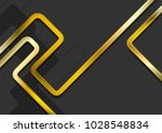 hi tech abstract background... | Shutterstock .eps vector #1028548834