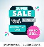 sale banner design   Shutterstock .eps vector #1028578546