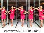 sochi  russia   february 26 ... | Shutterstock . vector #1028581090