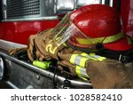 Firefighter Gears On The Bumpe...