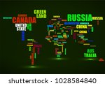 typography colorful world map... | Shutterstock .eps vector #1028584840