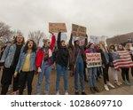washington  d.c.   february 19... | Shutterstock . vector #1028609710