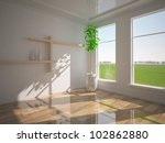 interior design | Shutterstock . vector #102862880