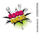 Good Luck  Wish Lucky Comic...