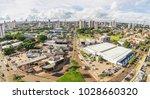campo grande  brazil   february ... | Shutterstock . vector #1028660320