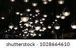 idea lighting decoration ... | Shutterstock . vector #1028664610