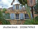 st john s  antigua and barbuda  ... | Shutterstock . vector #1028674963
