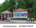 st john s  antigua and barbuda  ... | Shutterstock . vector #1028674969