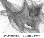 Monochrome Abstract Fractal...