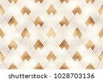 art deco seamless pattern with... | Shutterstock .eps vector #1028703136