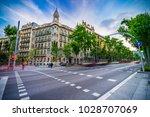 Avinguda Diagonal Street In...