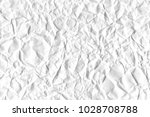 background   crumpled white... | Shutterstock .eps vector #1028708788