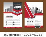 design cover book brochure... | Shutterstock .eps vector #1028741788