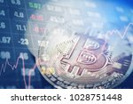 bitcoins for finance and... | Shutterstock . vector #1028751448