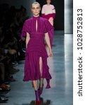 new york  ny   february 11 ...   Shutterstock . vector #1028752813